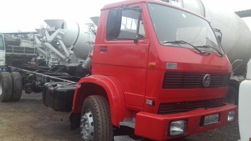 caminhão bau bebida vw 16170