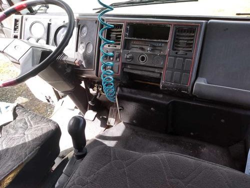 caminhão baú ford 1215 1997