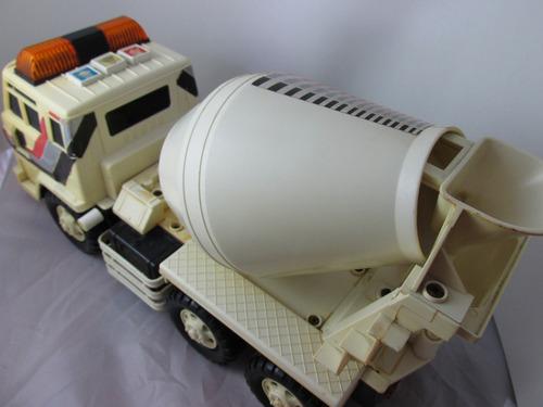 caminhão betoneira estrela frota os possantes