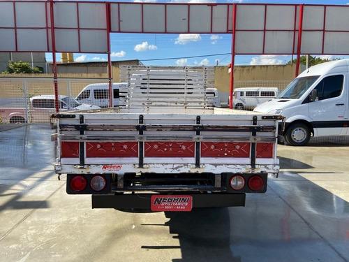 caminhão bongo kia 2.500 carroceria  4x2   negrini   2012