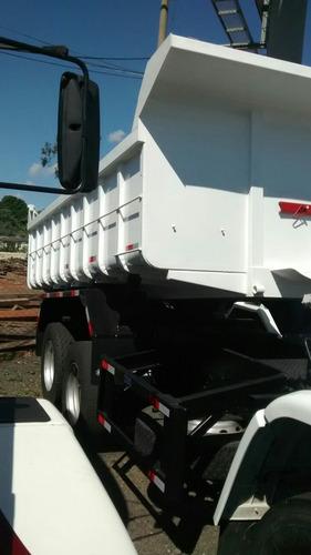 caminhão caçamba basculant  vw 23210
