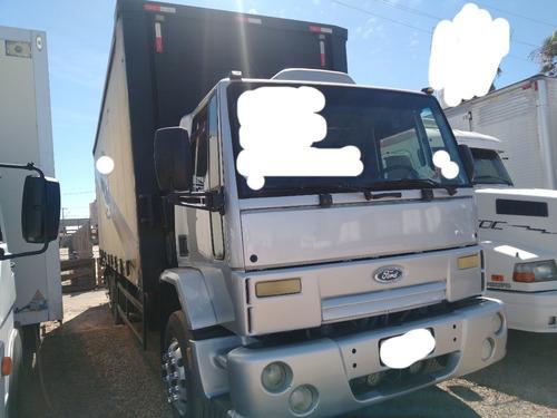 caminhão cargo 2428/08/09 baú siader