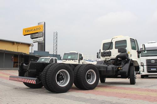 caminhão cargo 2628 chassi trucado 6x4 = truck traçado