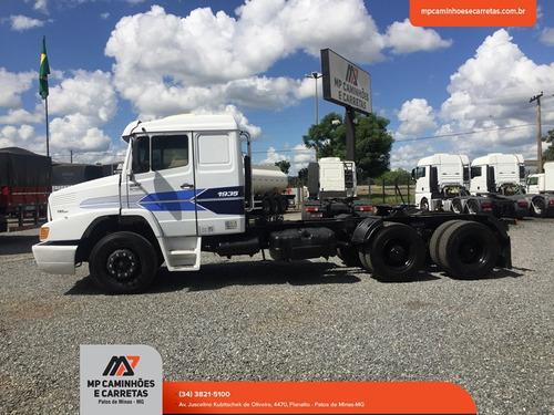 caminhão cavalo mecânico mercedes-benz mb 1935 ano 1998 6x2