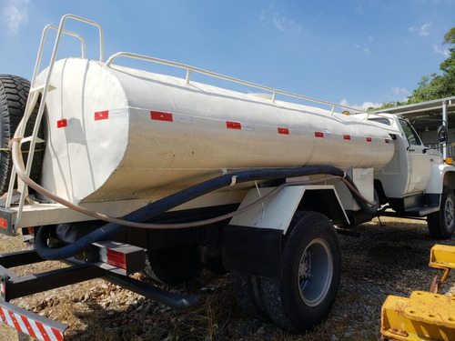 caminhão chevrolet 14000 turbo - 1990 - pipa 8.000 litros