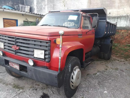 caminhão chevrolet - toco caçamba
