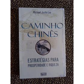Caminho Chinês (michael Justin Lee) Livro Novo