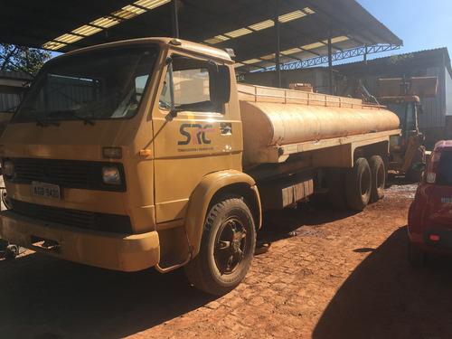 caminhão com tanque (pipa) vw 13.130