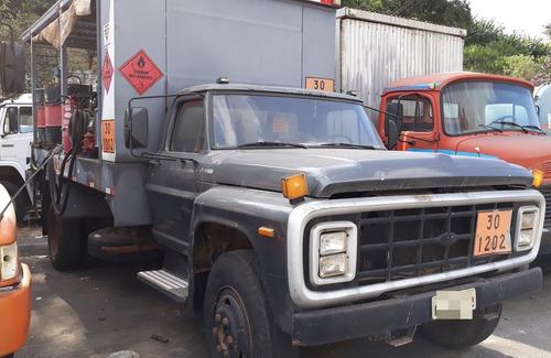 caminhão comboio ford f-11000