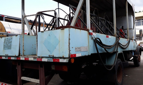 caminhão comboio mercedes benz 1113