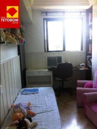 caminho das arvores  apartamento de luxo 4/4 - ti551 - 3055297
