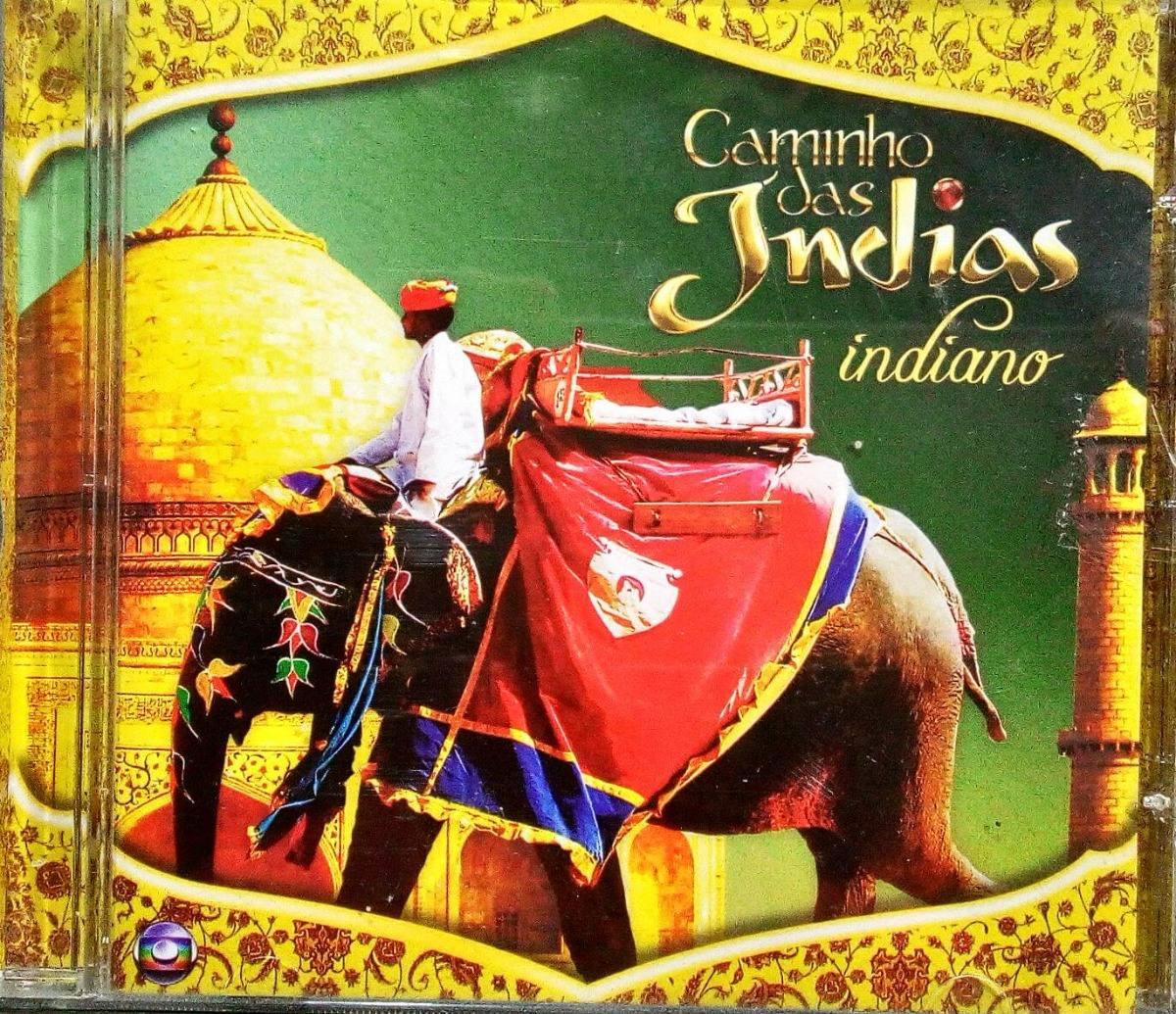 cd indiano caminho das indias