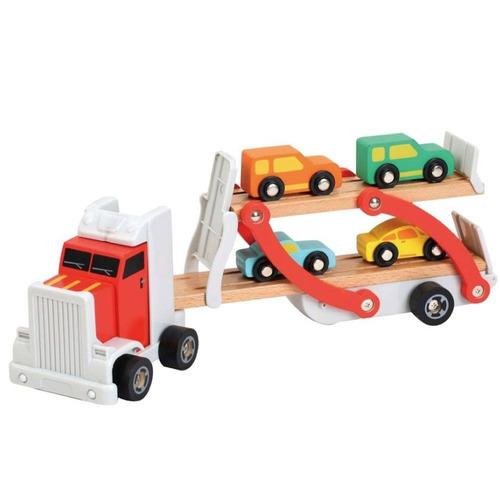 caminhão de carrinhos - estrela