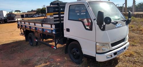 caminhão effa jmc 20 mil + 8 parcelas 2 mil (cartão)