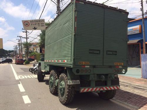caminhão engesa ee 25 6x6