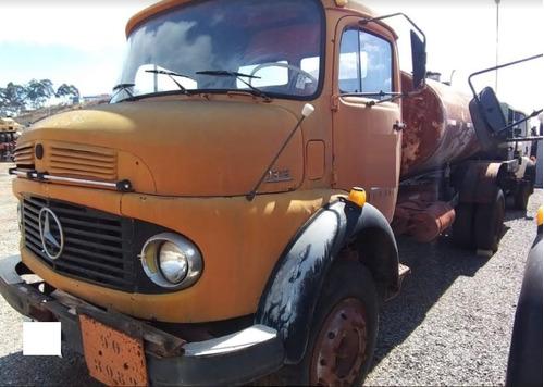 caminhão espargidor mercedes benz lk1313 ano 1972