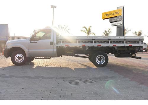 caminhão f-4000 4x2 carroceria madeira