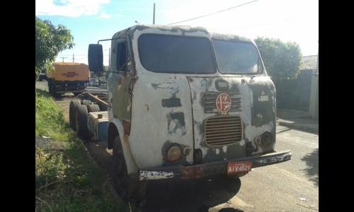 caminhão fnm alfa romeo d-11000 1960