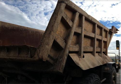 caminhão fora de estrada randon rk430 b ano 2004