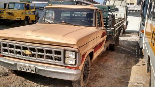 caminhão ford 4000