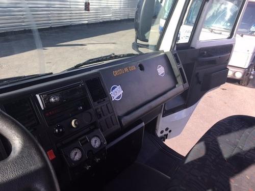 caminhão ford cargo 1317  bau unico dono