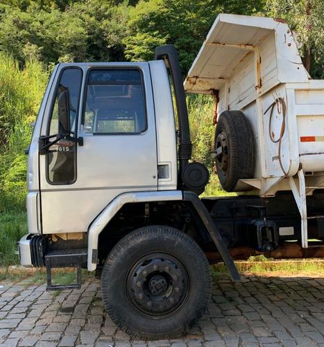 caminhão ford cargo 1615 truck ano 1988