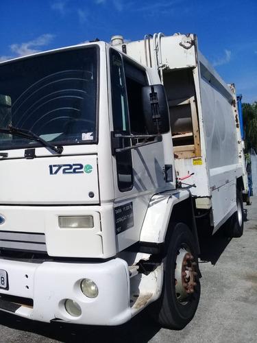 caminhão ford cargo 1722