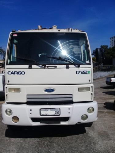 caminhão ford cargo 1722 e 2011