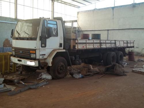 caminhão ford cargo 2322