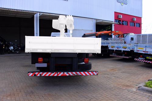 caminhão ford cargo 2422 8x2 no chassi c/ 8m km - raridade
