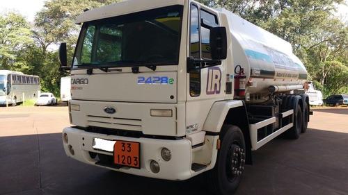 caminhão ford cargo 2428/batatais caminhões