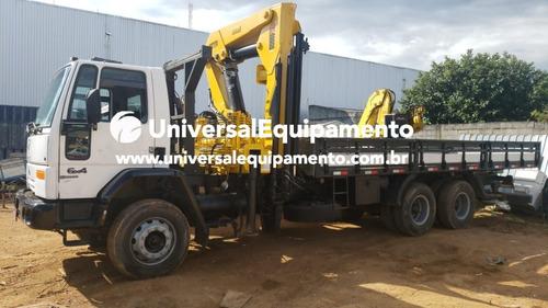 caminhão  ford cargo 2622  ( traçado)    munck masal40.000