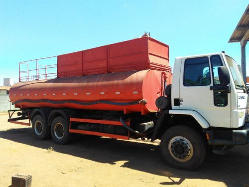 caminhão ford cargo 2628 e 6x4 - 2011 - combate a incêndio