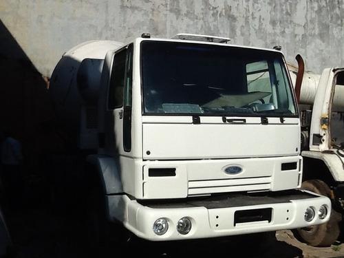caminhão ford cargo 2628e 2009 betoneira de concreto