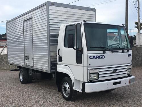 caminhão ford cargo 814