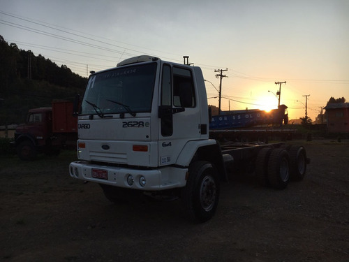 caminhão ford cargo