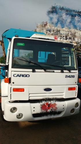 caminhão ford cargo2428 ano 2010  tka modelo 43.000