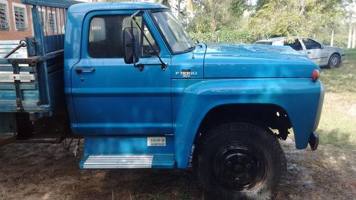 caminhão ford f-11000 1987