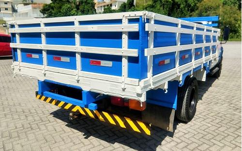 caminhão gmc 6150 carroceria mwm 6cc
