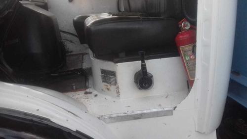 caminhão guincho lança pesado mercedes mb 2219 6x4 r$ 50.000