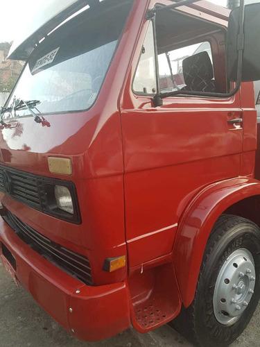 caminhão guincho plataforma vw11140