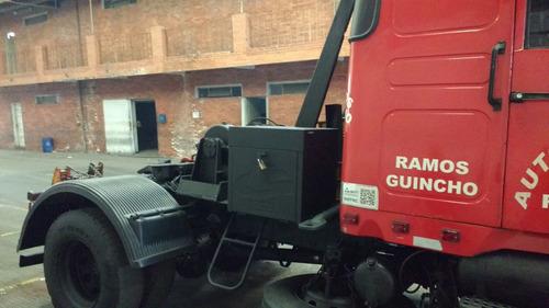 caminhão guincho volvo nl 10 340