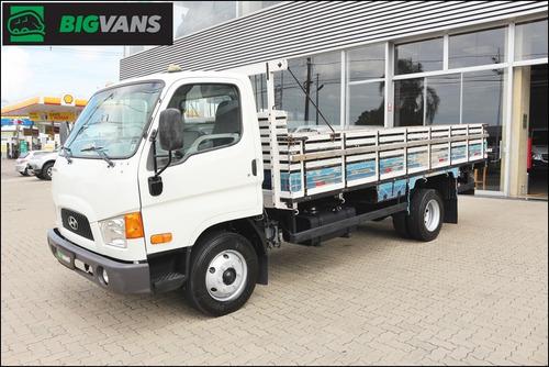 caminhão hd 78 2012 chassi com carroceria de madeira (8375)