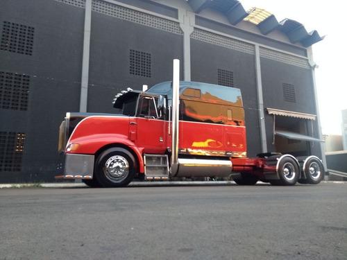 caminhão internacional 9200, n ford, scanea, antigo