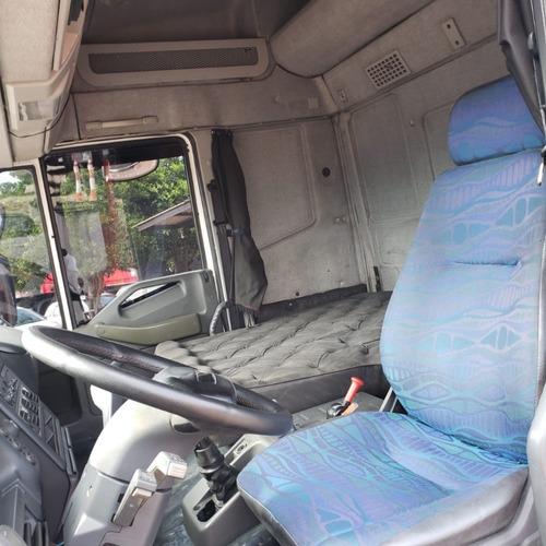 caminhão iveco 330 cursor  ano 2011 cavalo toco 4x2