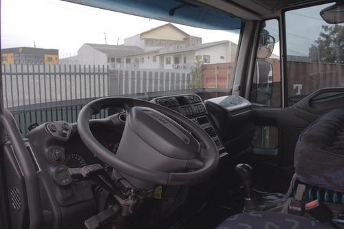 caminhão iveco cursor 330 cavalo c/ pegapeso 47.000 4h 3m