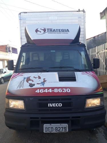 caminhão iveco daily 4912 o mas novo de são paulo!!