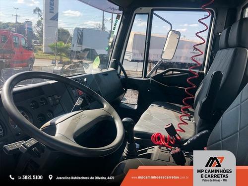 caminhão iveco r30e24 ano 2009 conservado