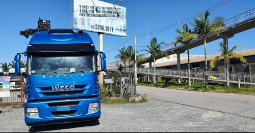 caminhão iveco stralis 420