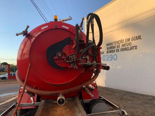 caminhão limpa fossa e hidrojato 11 000 litros